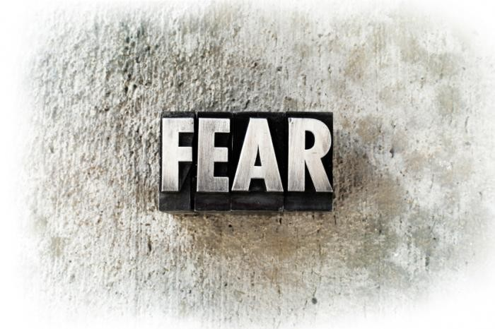 Fear and Real Estate