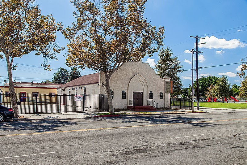 We have a church for sale in South Los Angeles!