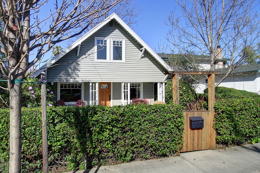 Modern Craftsman Bungalow at 5029 Hartwick