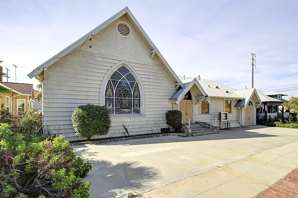 Rare Historic Church at 6408 Ruby St