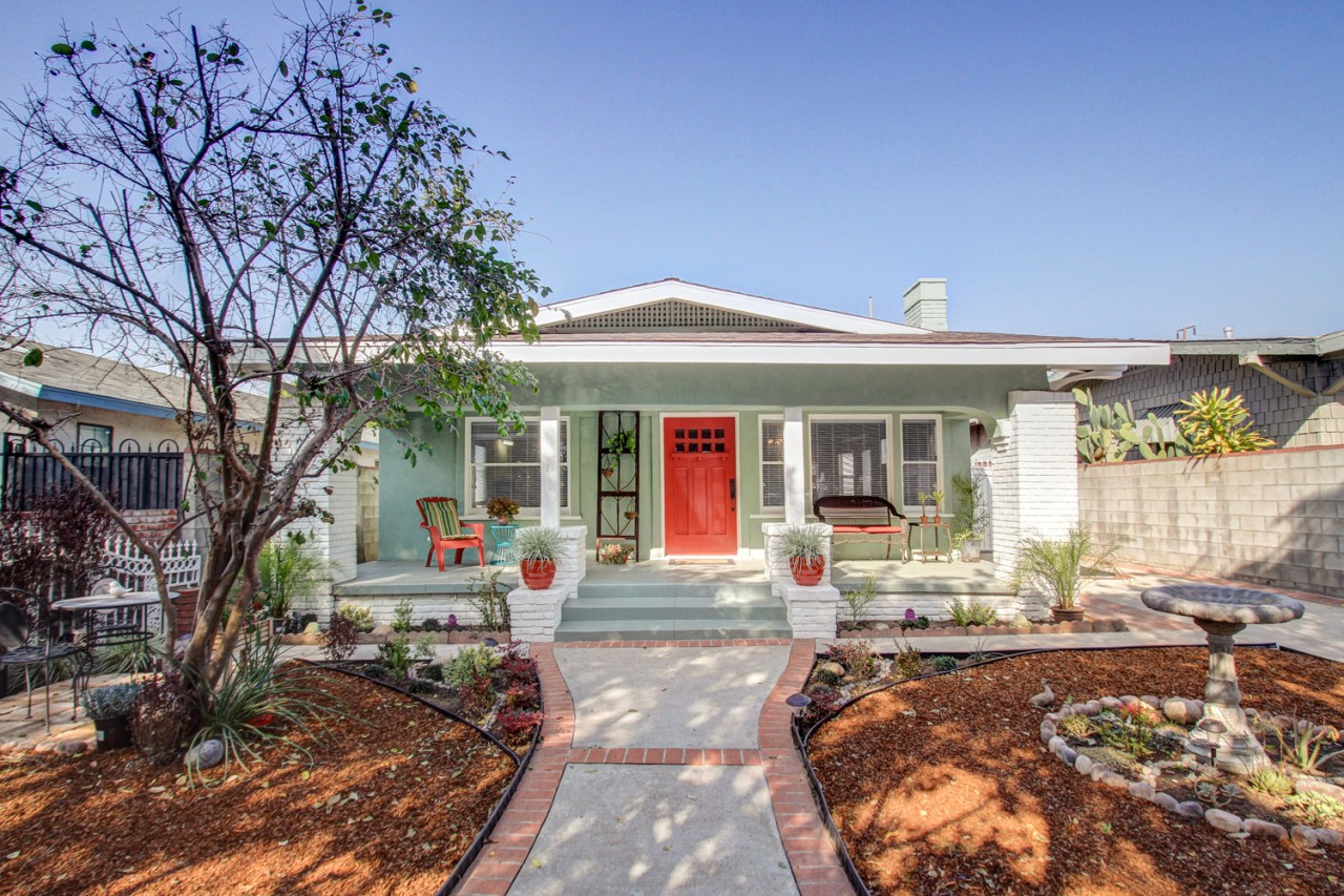 We just sold this 1915 Eagle Rock home for $791,000