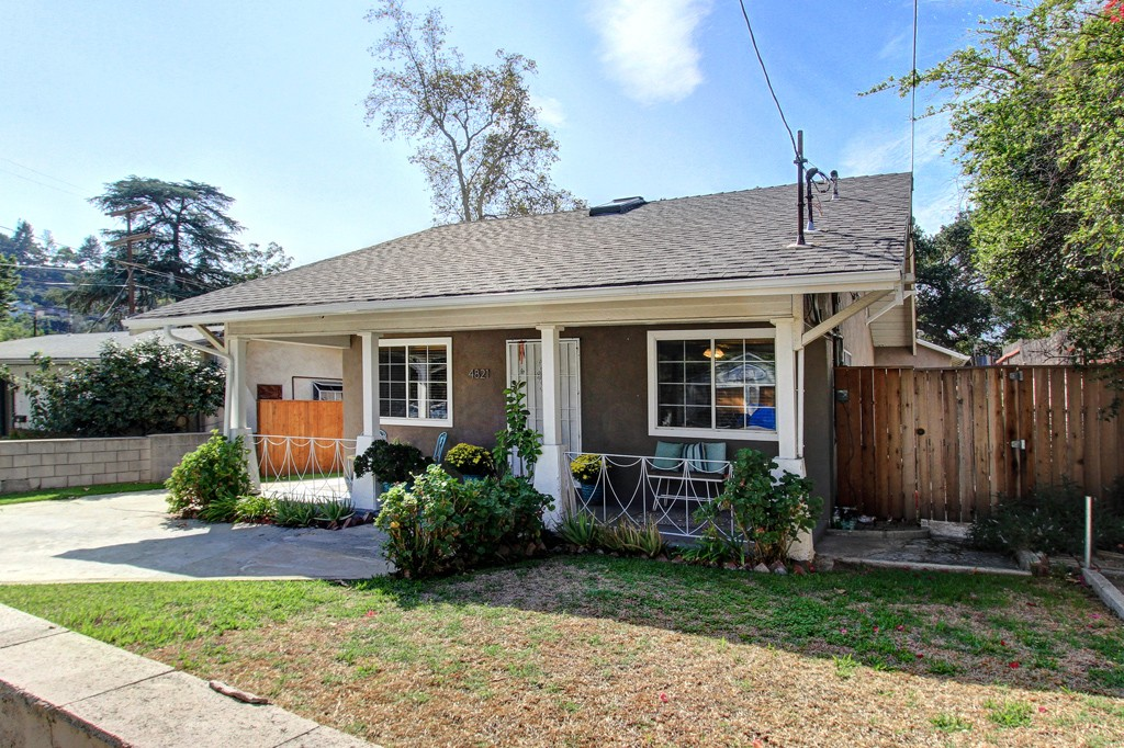 We have a new Eagle Rock home for sale: 4821 Avoca St.