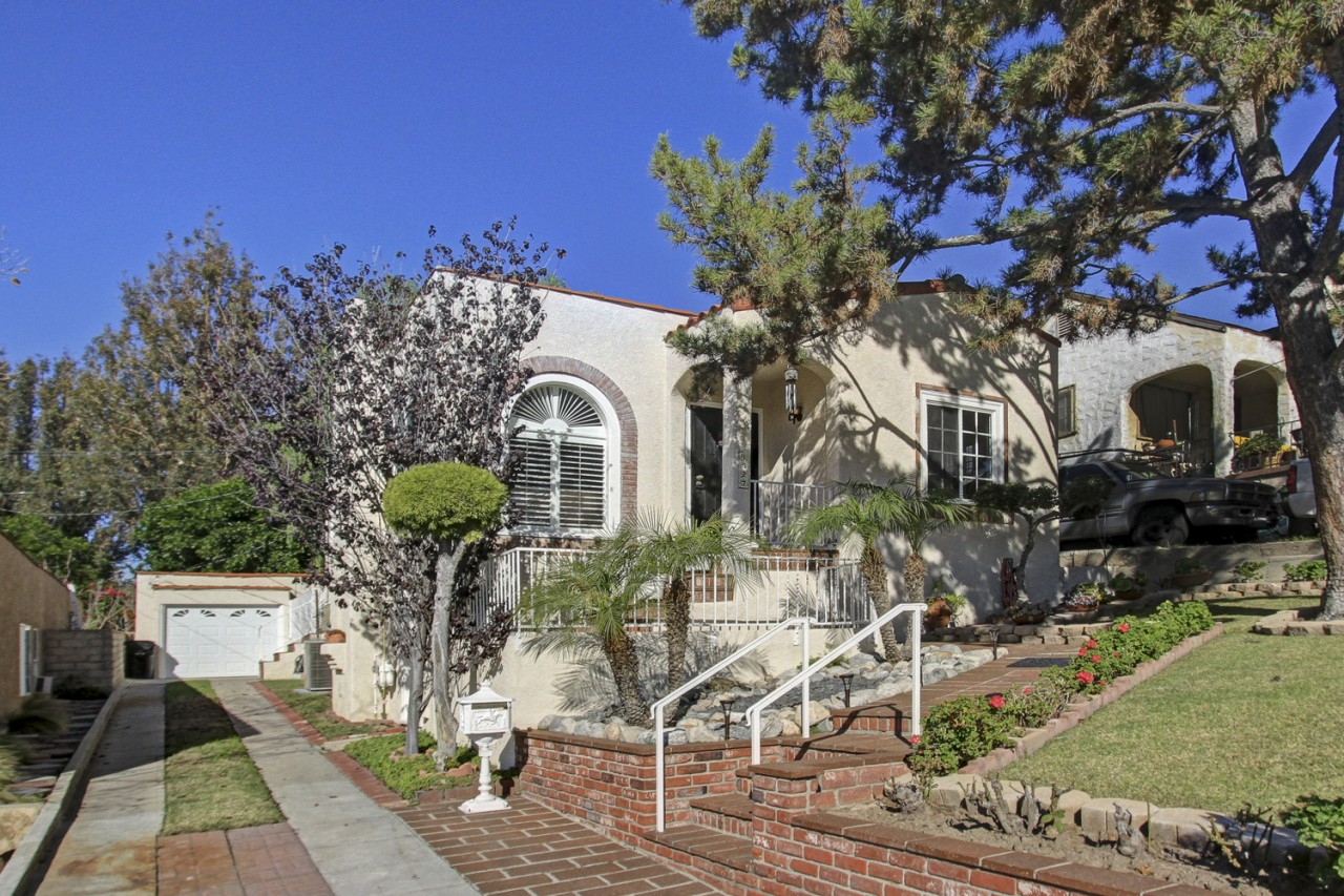 We sold this 1925 Spanish beauty in Eagle Rock for $660,000