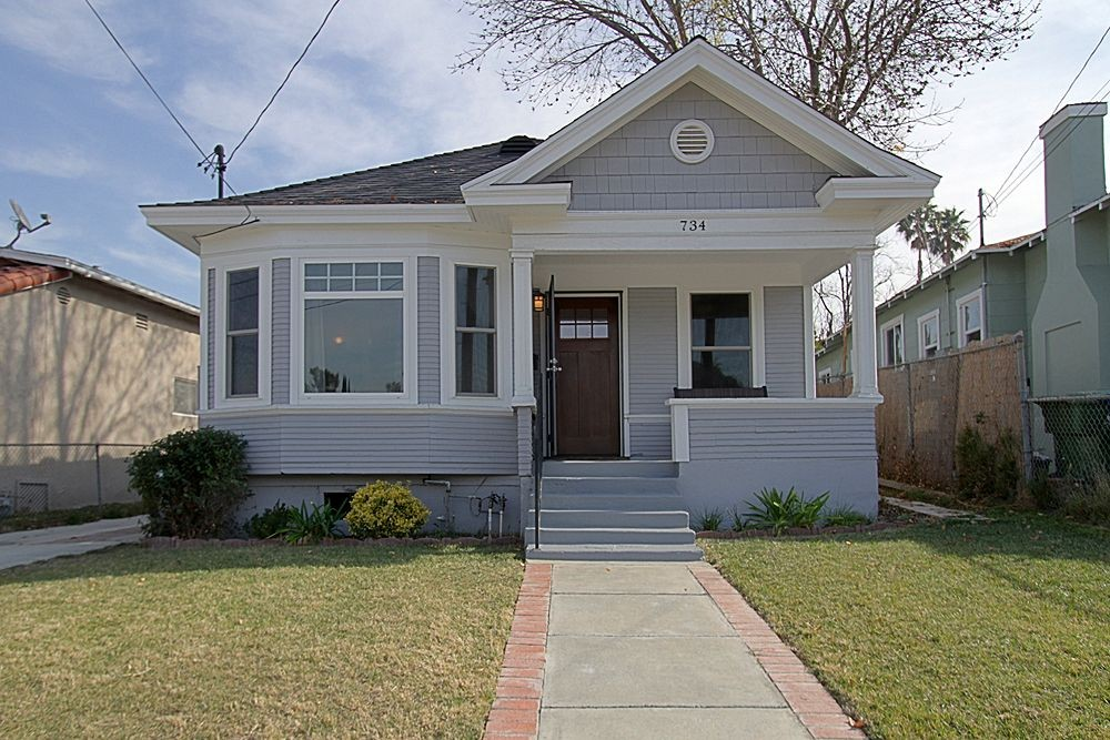 Renovated 1905 Craftsman Bungalow at 734 Milo Terrace