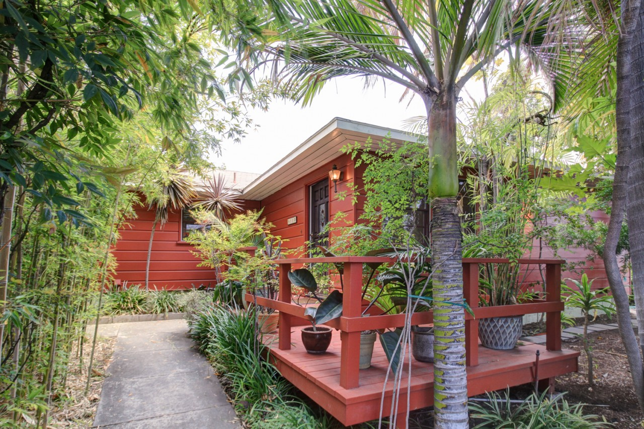 A Tropical Oasis in Eagle Rock!