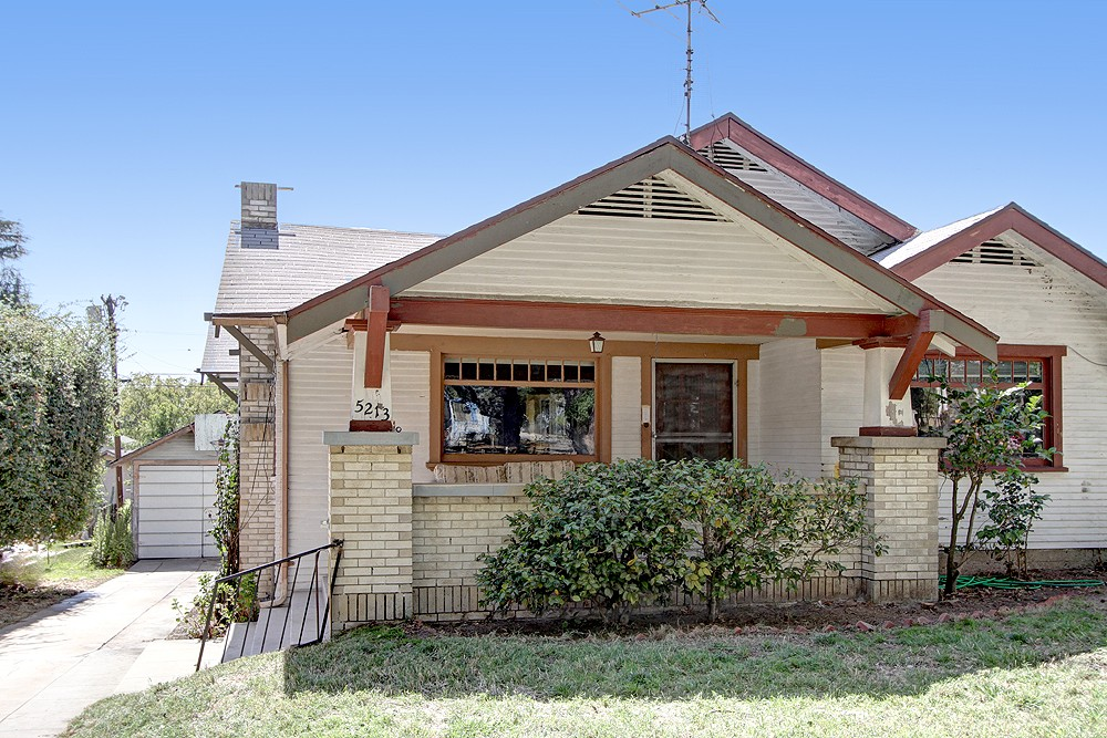 Vintage Craftsman Opportunity at 5213 Mt Royal Drive