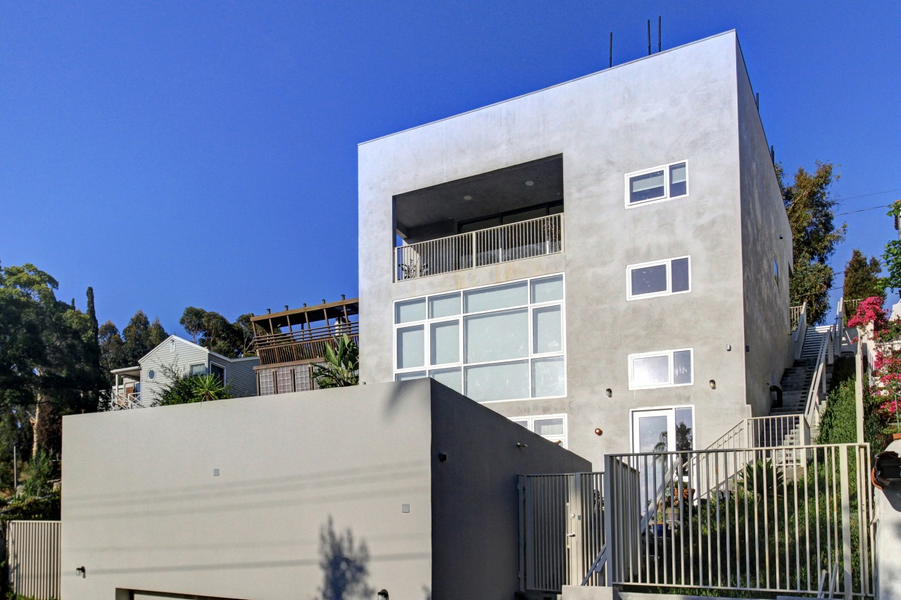 A Modern Masterpiece at 4928 Onteora Way in Eagle Rock