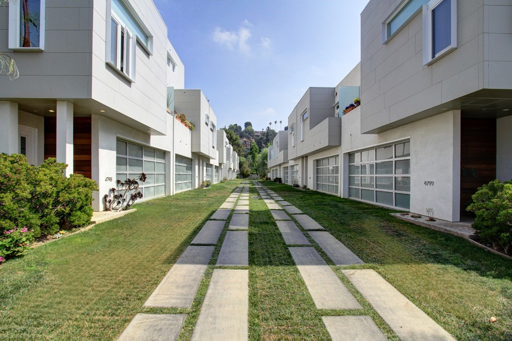 Eco-Friendly Contemporary home at 4776 Rock Row