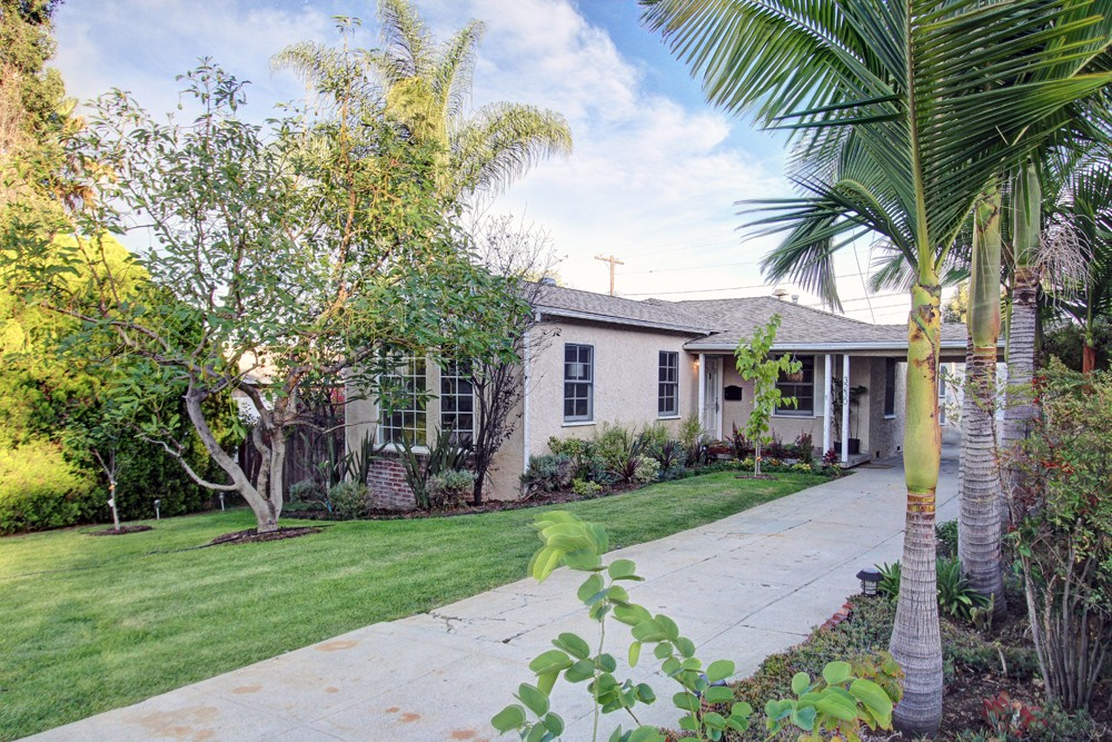 A new home for sale! 3230 Shasta Circle N is your Glassell Park retreat with guesthouse