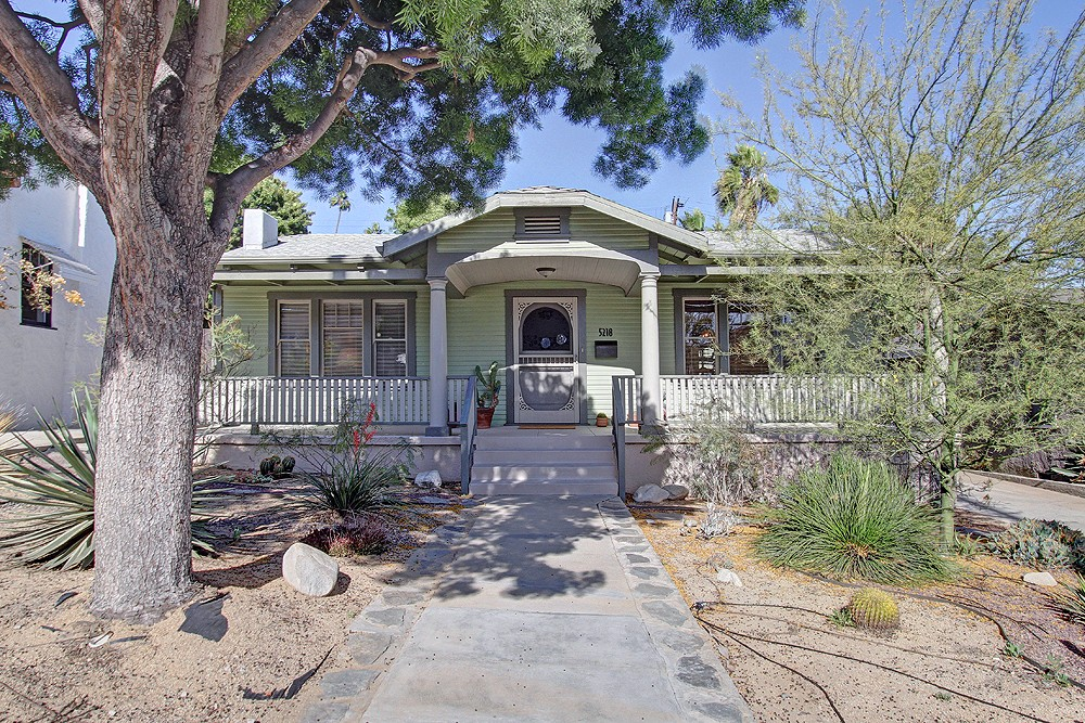 Classic Craftsman Bungalow at 5218 Vincent Avenue