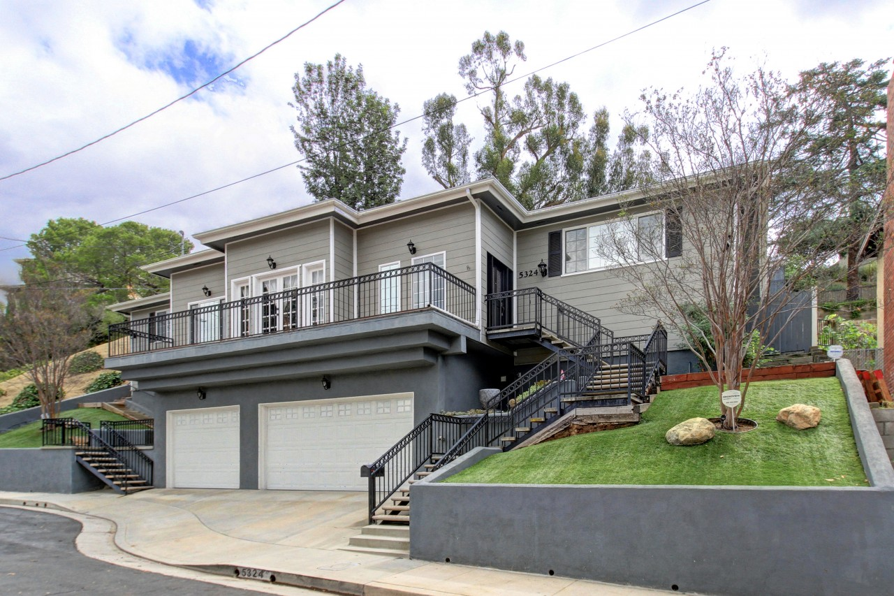 We have a new 4 bedroom home for sale in Eagle Rock!